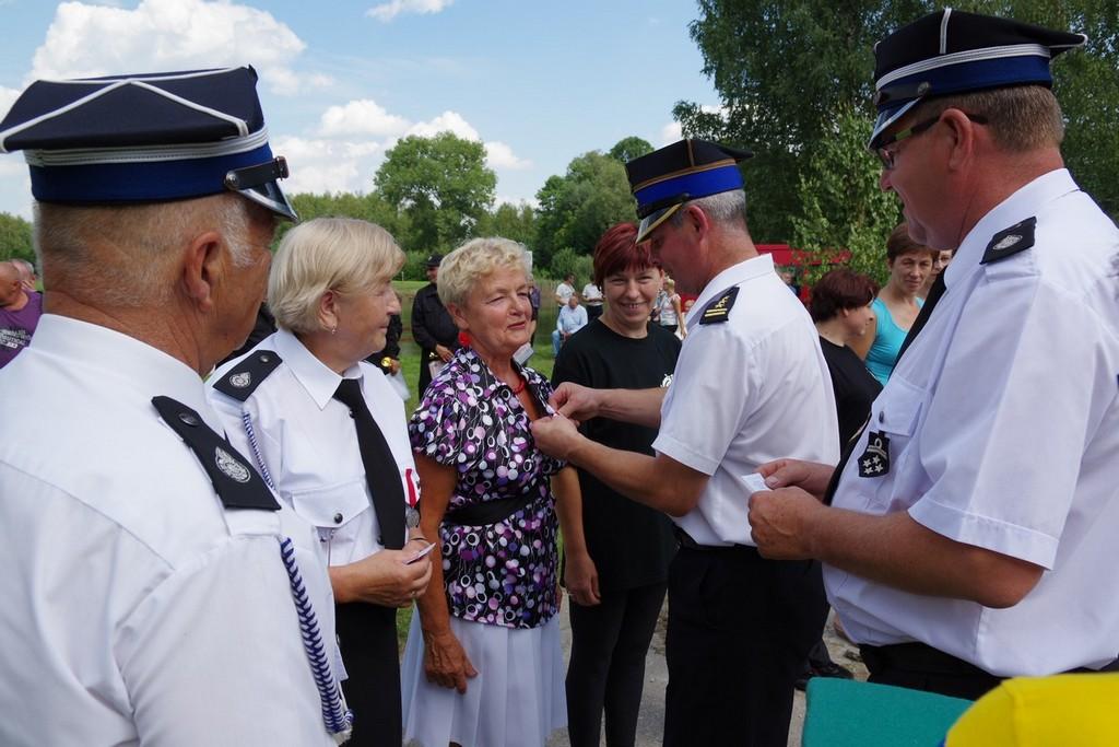Zawody Seniorów Hołody 2016