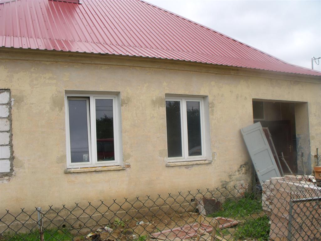 Przebudowa świetlicy wiejskiej we wsi Krzywa